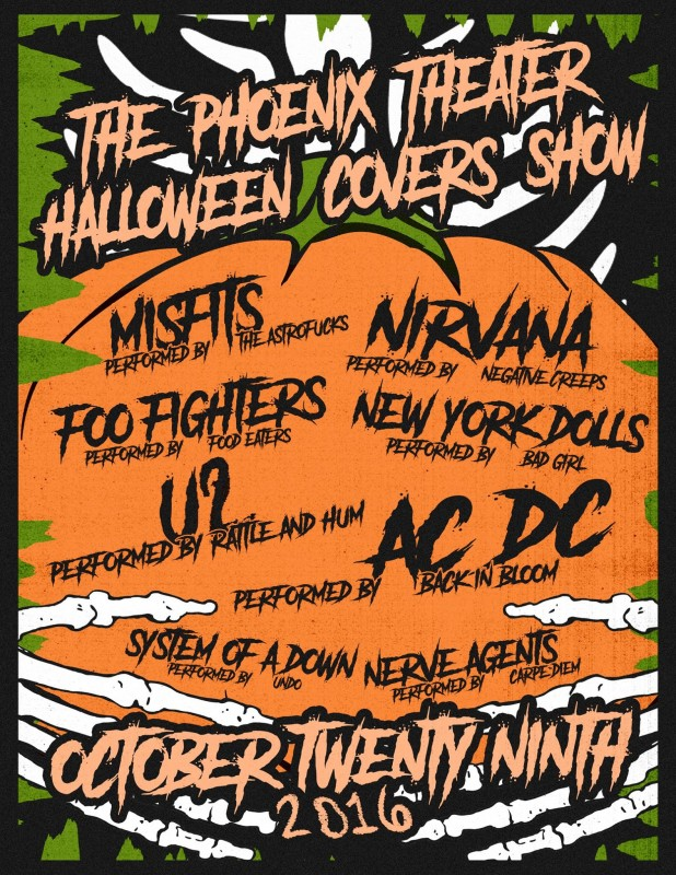 Halloween Cover Show