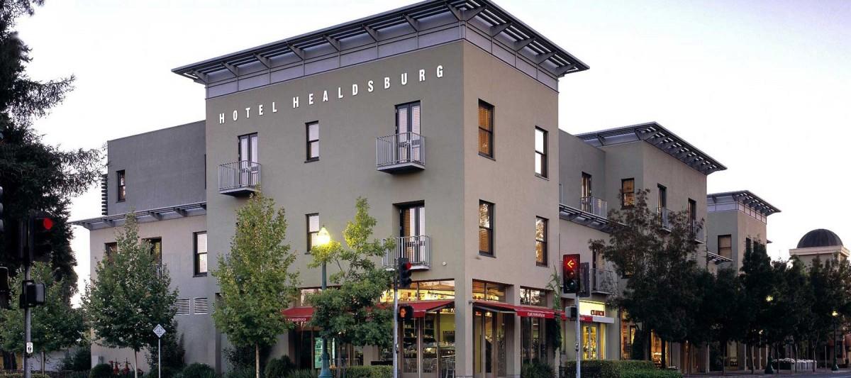 Hotel Healdsburg.