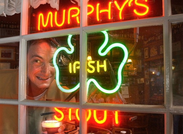 Murphy's Irish Pub in Sonoma. PD File Photo