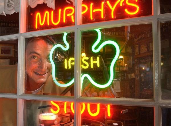 Murphy's Irish Pub in Sonoma. PD File Photo