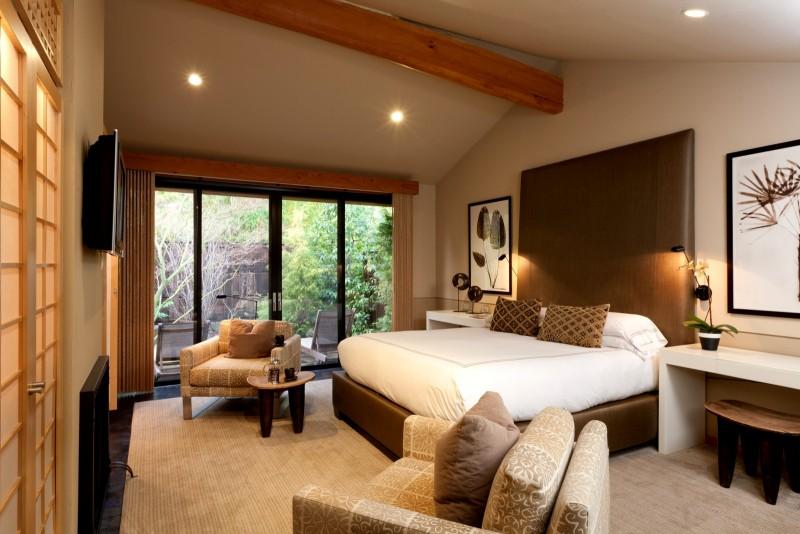 Studio suite. (Photo courtesy of Uniq Hotels)