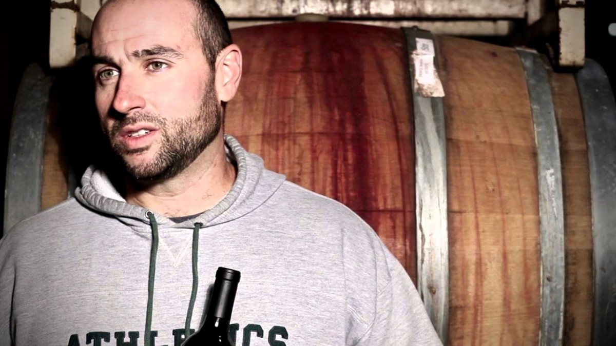 Erik Miller of Kokomo winery