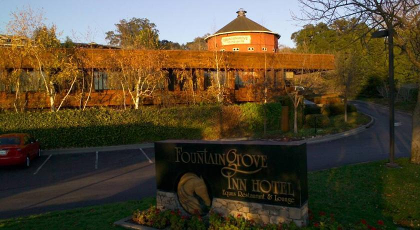 Fountaingrove Inn Hotel & Conference Center