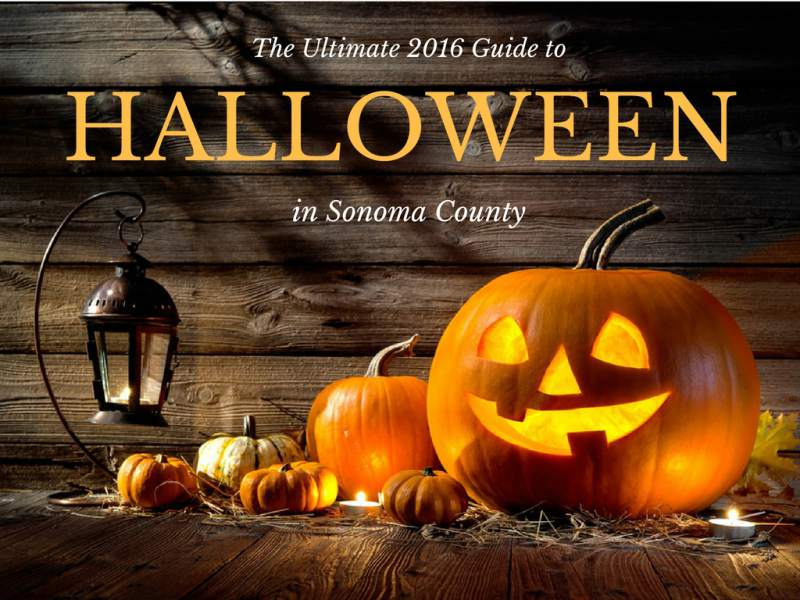 The Ultimate Spooky Guide to Halloween in Sonoma County