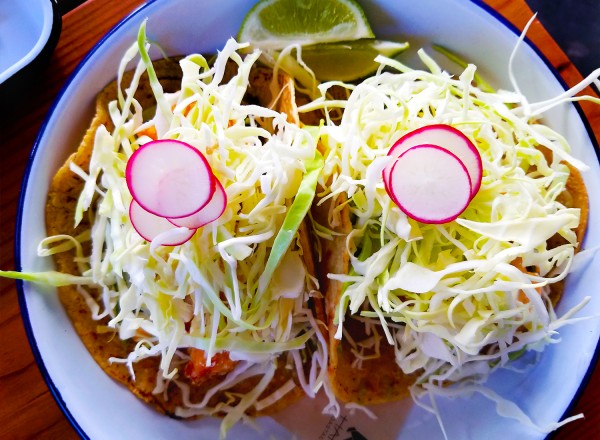 Fish Tacos at Handline in Sebastopol. Heather Irwin/PD