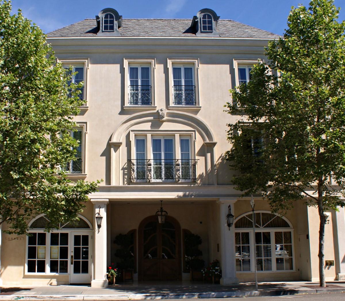 Hotel Les Mars.