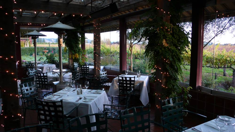 Restaurant Santa Rosa Ca Where To Eat Outside 41 Best Patios In Sonoma County