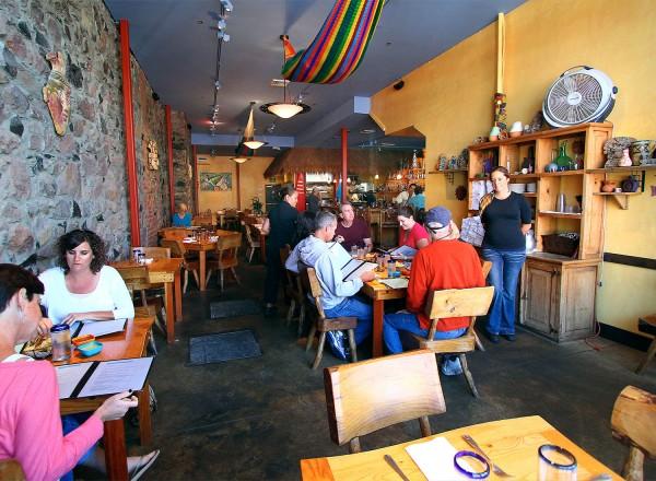 Maya Restaurant. Jeff Kan Lee/PD