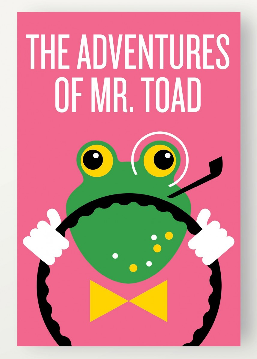 """The Adventures of Mr. Toad,"" based on The Wind in the Willows, premieres at the"
