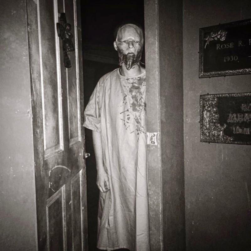 "NorCal Fear's ""Bedlam Asylum."""