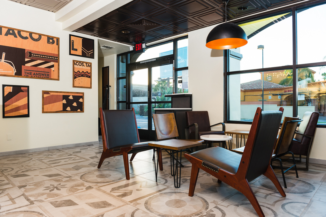 Taco bell classes up the joint sort of - Interior design school newport beach ...