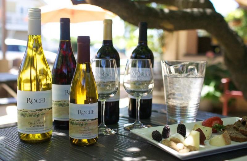 Roche Winery. (Photo courtesy of Roche Winery)