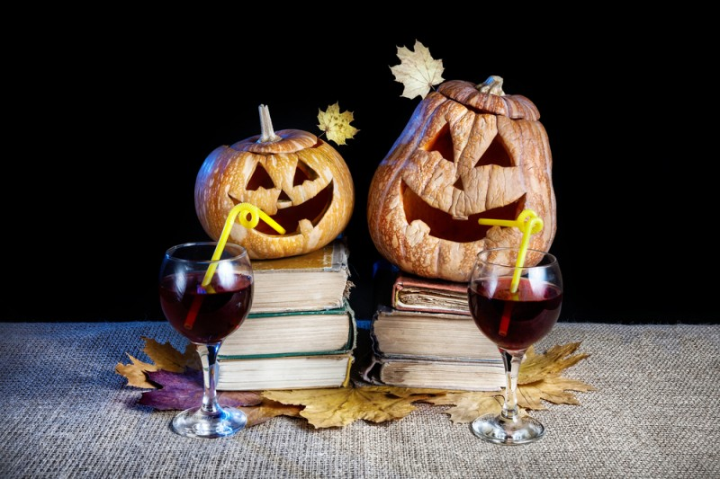 Five Wicked Red Wines to Spice Up Your Halloween