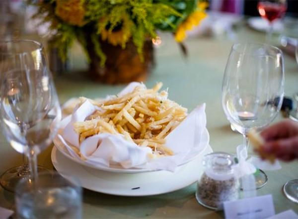 Truffle Fries at EDK
