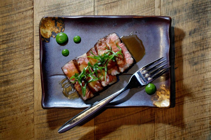 Review: Flavors Flying High at Two Birds One Stone