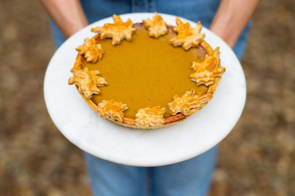 Thanksgiving Tips and Treats from a Sonoma Pastry Chef