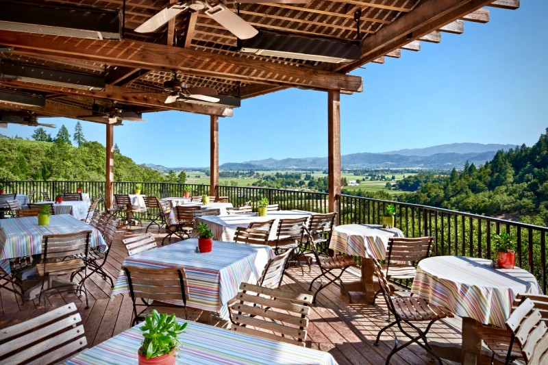 20 Best Restaurants with a View in Sonoma, Napa and Marin