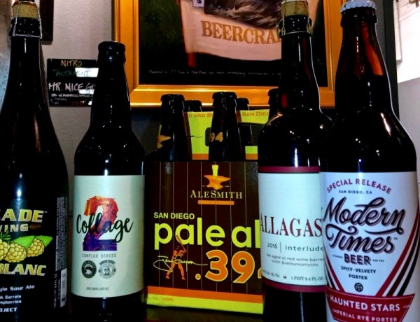 The 5 beers that Matt Fenn, of Beercraft recommends with Thanksgiving dinner.