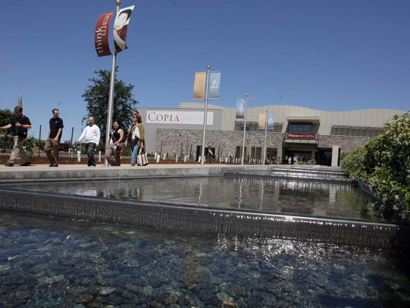 25 New Napa Valley Restaurant Winery Amp Luxury Hotel
