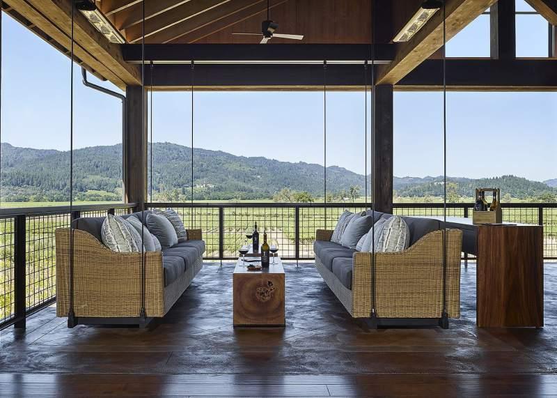 25 New Napa Valley Restaurant Winery
