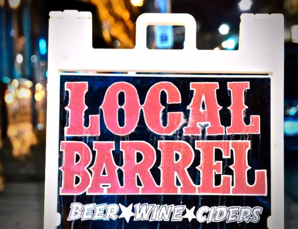 Local Barrel in Santa Rosa. (Tim Vallery)