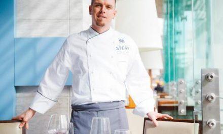Chef named for Charlie Palmer Steakhouse