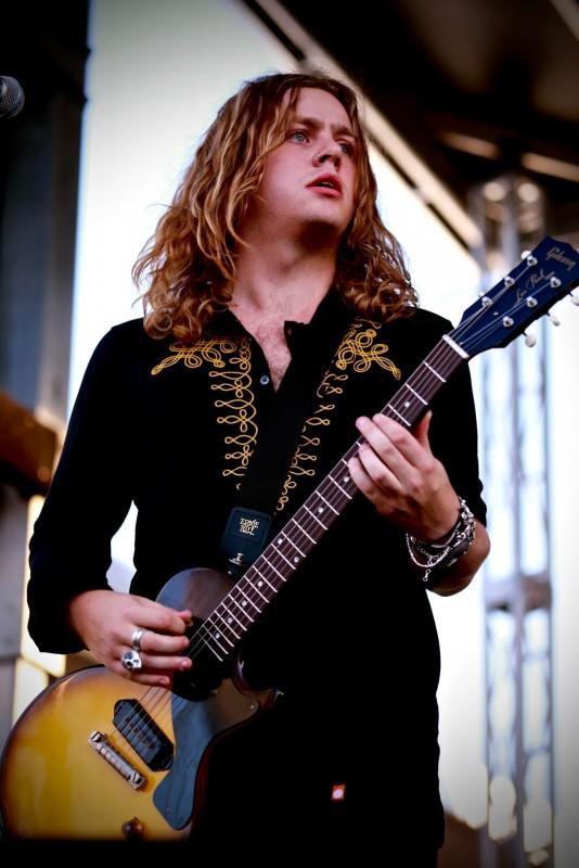 bassist Jed Elliott