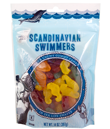 Biteclub s top 30 munchies list sonoma magazine for Are swedish fish vegan