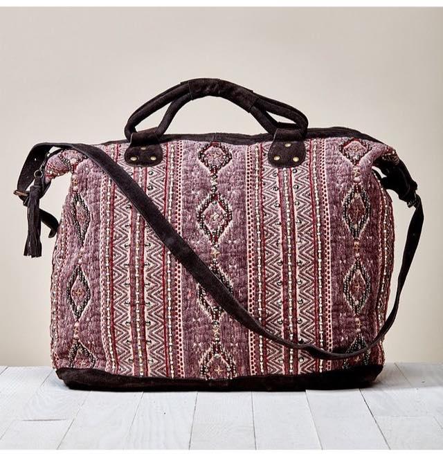 Travel bag from Gathered Healdsburg