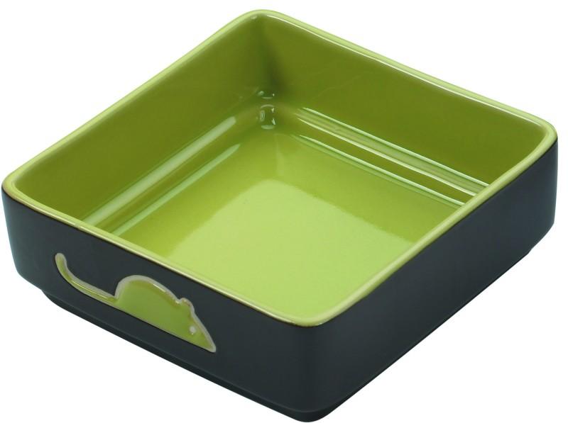 Cat Dish Green