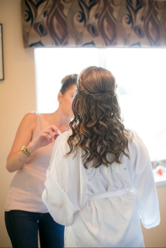 Bridal Shower Hairstyle : How to throw an around the clock bridal shower in sonoma