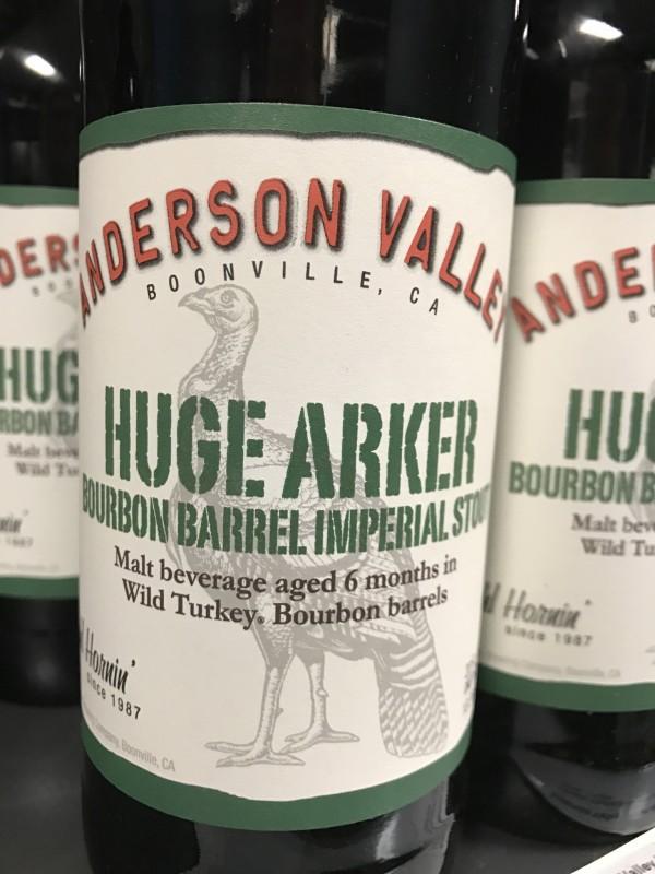Anderson Valley Huge Arker