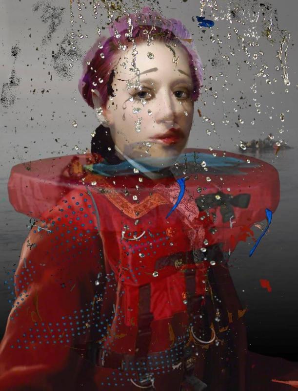 Deborah Oropallo, 'Teardrop', 2015, Courtesy Catharine