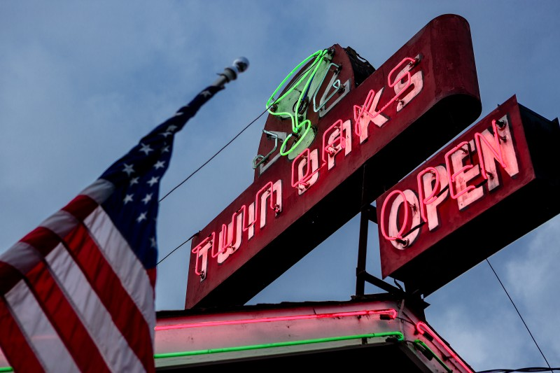 Twin Oaks Tavern in Penngrove will serve up.