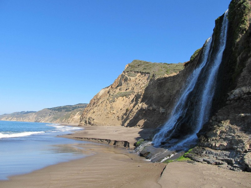 Alamere Falls (Photo courtesy of alltrails.com)