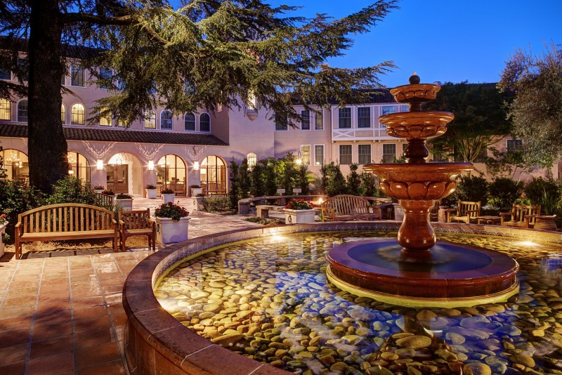 Fairmont Sonoma Mission Inn & Spa.