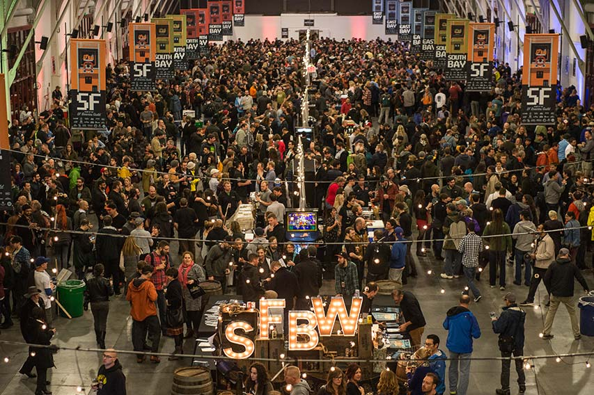 S.F. Beer Week Gala. (Photo courtesy of S.F. Beer Week)