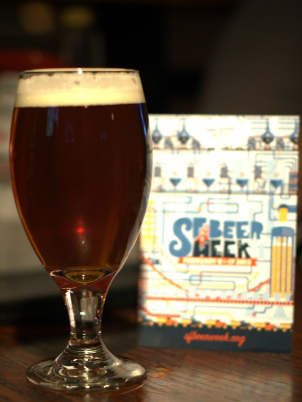 SF Beer Week, a ten day beer experience. (Tim Vallery)
