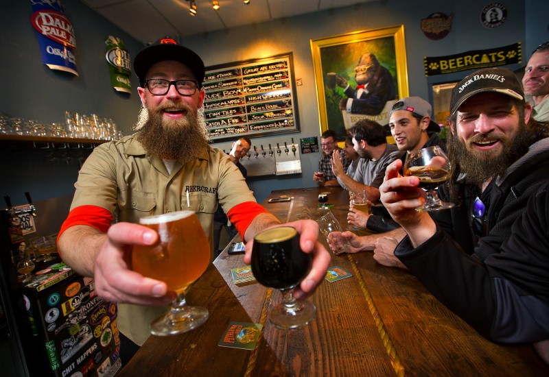 Don t miss 3 beer events coming up thursday and friday for Beer craft rohnert park