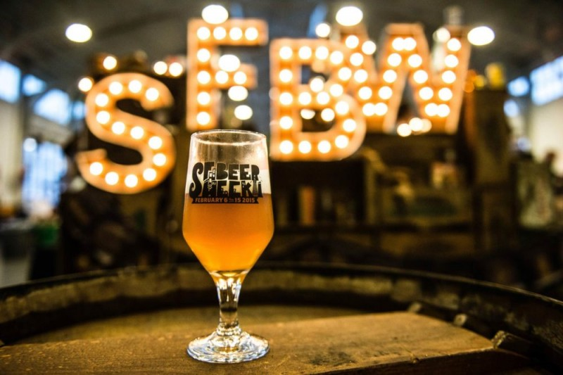 (Photo courtesy of SF Beer Week)