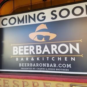 Beer Baron is coming soon to Santa Rosa