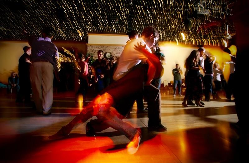 dancing - 1