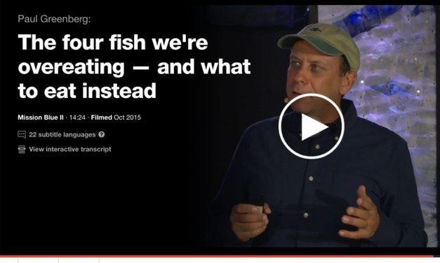 5 Must-See Foodie TED Talks