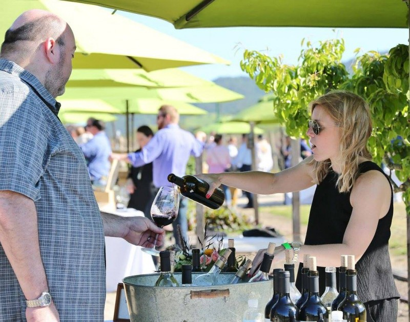 60 wineries, 36 chefs, and 8 performing artists come together March 16-19 for Yountville Live (Photo courtesy of Yountville Live)