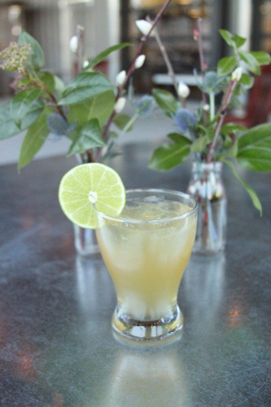 A new twist on a Moscow Mule, the Brandy Mule uses Sonoma Cider Apple Brandy as a core ingredient (Photo courtesy of Sonoma Cider)