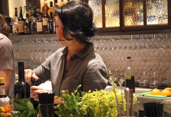 Mixologist Jennifer Grossbard is a whiz at creating seasonally inspired cocktails that are truly unique. Heather Irwin/PD