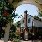 Luther Burbank Home & Gardens in Santa Rosa.
