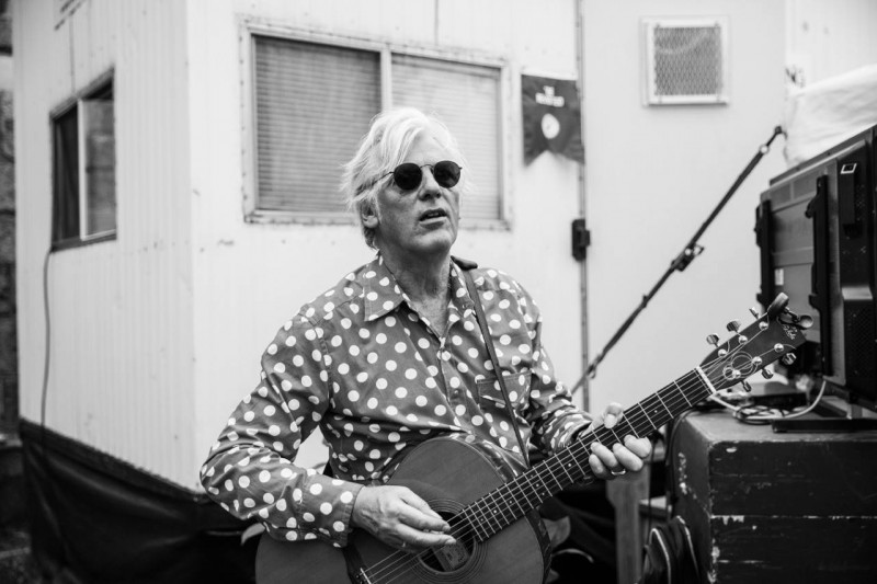 English singer-songwriter Robyn Hitchcock headlines this year's Huichica Music Festival at Gundlach Bundschu (Photo courtesy Robyn Hitchcock)