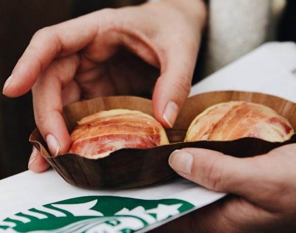 Starbucks Sous Vide Egg Bites. Courtesy photo.