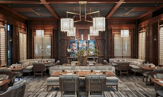 Peek Inside the Healdsburg Restaurant Nominated as Nation's Best Designed